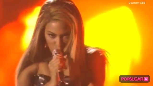 Beyonce's Grammy Performance 2010