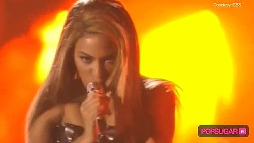 Beyonce's Grammy Performance 2010 2010-01-31 21:40:11