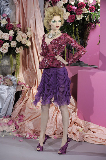 Christian Dior Spring 2010 Haute Couture