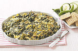 Easy Spinach and Artichoke Dip