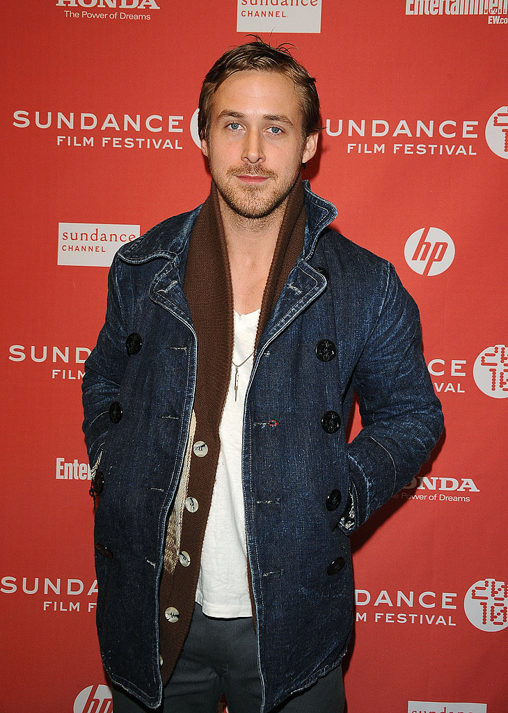 Photos of Ryan and Michelle at Sundance