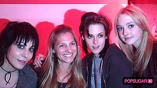 Kristen Stewart at the Sundance Premiere of The Runaways