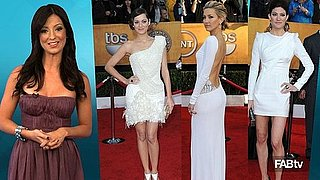 Kate Hudson Marion Cotillard 2010 SAG Awards, 2010 SAG red carpet, Marion Cotillard Elie Saab, Jennifer Carpenter Paule Ka,Pucci
