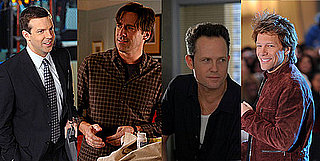 Jon Bon Jovi, Jon Hamm, Jason Sudeikis, and Dean Winters to Guest Star on Valentine's Day Episode of 30 Rock
