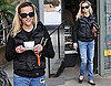 Photos of Reese Witherspoon, Who May Work With Robert Pattinson in Water For Elephants, Getting Coffee in LA With a Friend