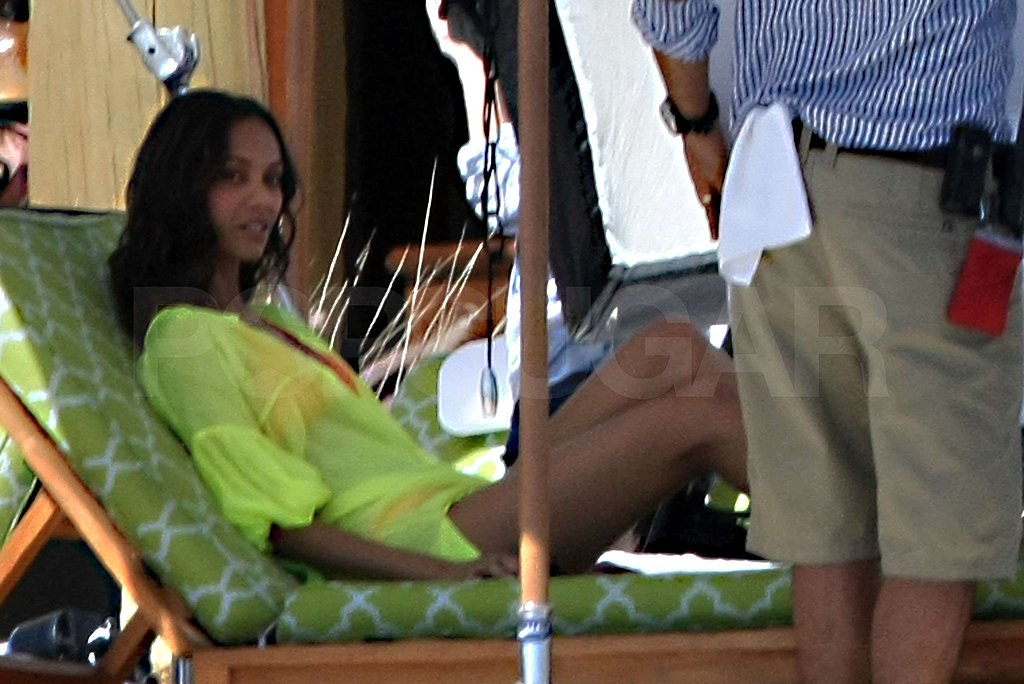 Photos of Zoe Saldana