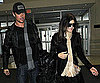 Slide Photo of Fergie and Josh Duhamel at JFK Airport