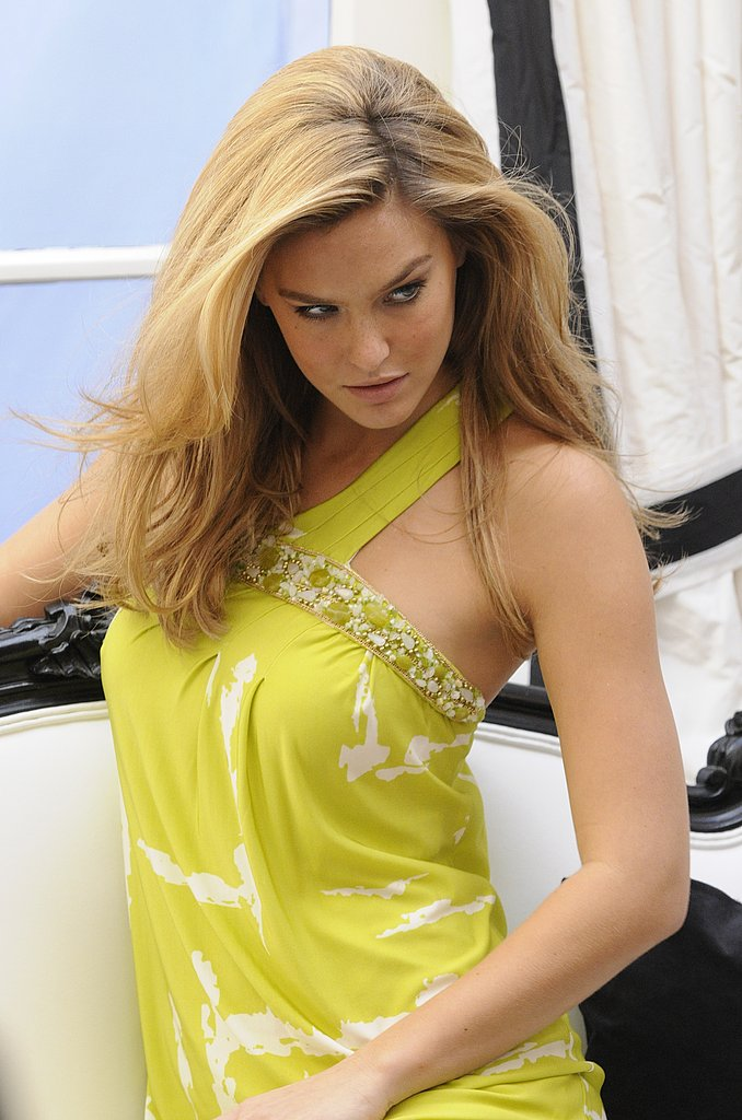 Sneak Peek! Bar Refaeli For Rampage, Spring '10