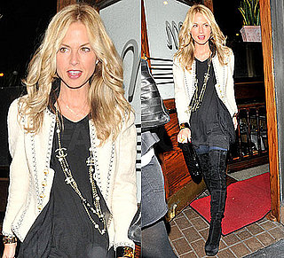 Photos of Rachel Zoe at Madeo in LA