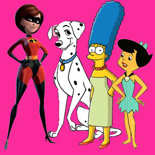 Famous Cartoon Moms