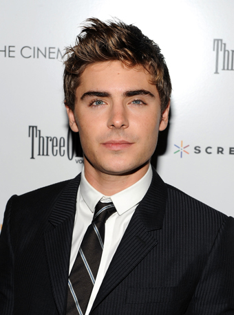 Zac Efron Signs On For Two New Projects