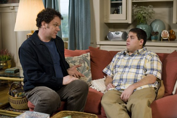 Review of Jonah Hill and John C. Reilly in Cyrus at the 2010 Sundance Film Festival