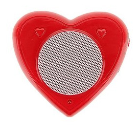 Photos of the Heart Speaker