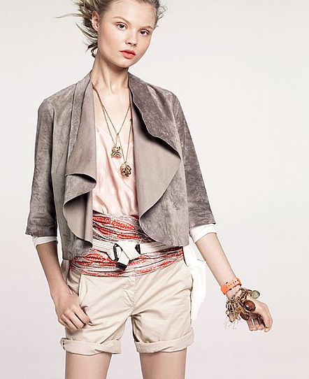 J.Crew 2010 Spring Collection Line