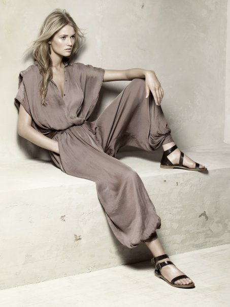 Look Book Love: Zara, Spring/Summer 2010