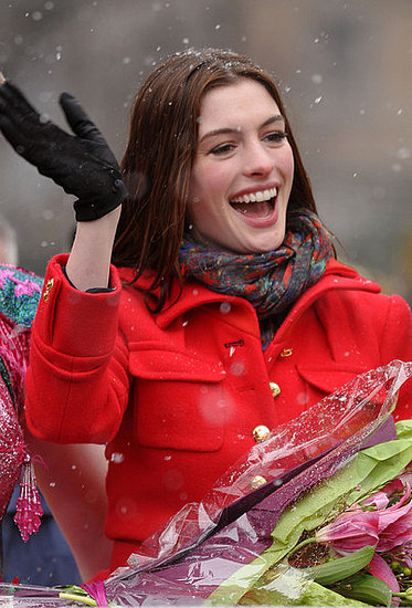 Anne Hathaway honored with Hasty Pudding's Woman of The Year Parade