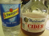 Apple Whiskey Spritzer Recipe 2010-01-29 11:26:26