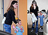 Photos of Jennifer Garner Picking Up Violet Affleck From Preschool in LA