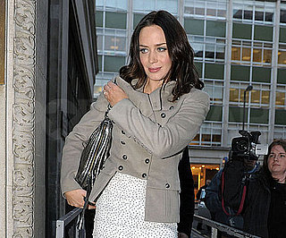 Slide Photo of Emily Blunt in London