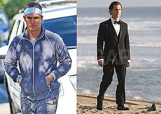 Photos of Matthew McConaughey In a Tuxedo on the Beach