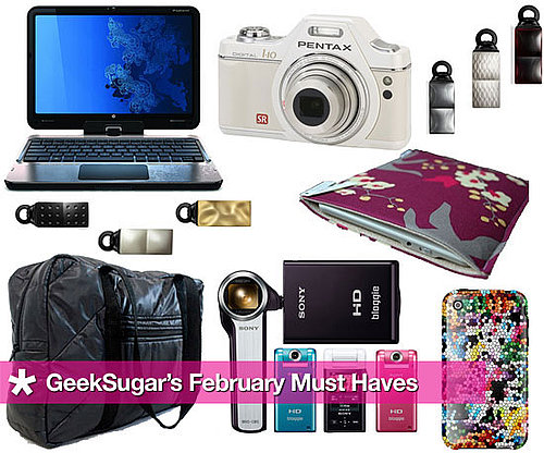GeekSugar's February Must Haves