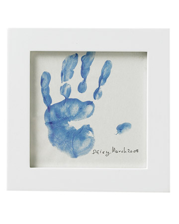 Leave a Handprint