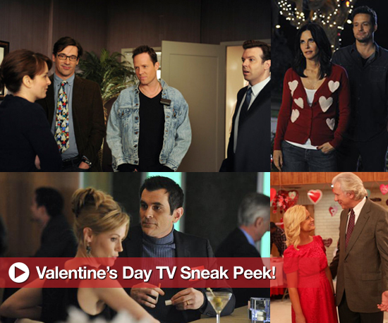 Photos From Upcoming Valentine's Day TV Episodes