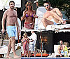 Jennifer Aniston Bikini Photos With Shirtless Gerard Butler in Cabo