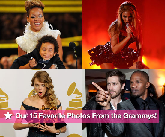 Our 15 Favorite Photos From the Grammys!