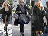 Photos of Blake Lively, Kelly Rutherford and Taylor Momsen Filming Gossip Girl