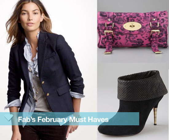 Fab&#039;s February Must Haves
