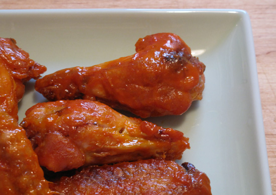 Healthier Alton Brown Recipe For Classic Buffalo Chicken Wings