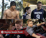 Photos of Shirtless Kellan Lutz and Ashley Greene in Warrior