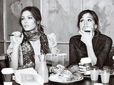 Photos of Marie Claire Jennifer Garner and Jessica Biel