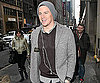 Slide Photo of Channing Tatum in NYC for Dear John