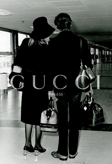 Fab Ad: Gucci Timepieces, Spring '10