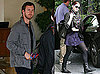 Photos of Anne Hathaway And Adam Shulman Arriving at LA's Sunset Towers