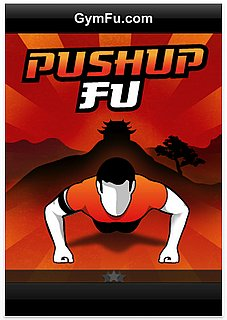 Fitness App For iPhone Counts Push-Ups