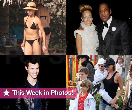 Slideshow of the Best Photos From the Week With Rihanna, Jay-Z, Beyonce, Taylor Lautner, Cameron Diaz Bikini