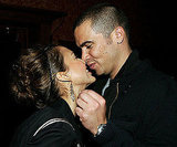 Jessica Alba and Cash Warren kissed before her appearance on Jimmy Kimmel Live at the Super Bowl in 2006.