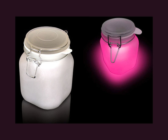 Pink or White Sun Jar ($40)