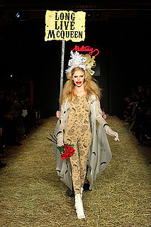 New York Fashion Week: Betsey Johnson Fall 2010