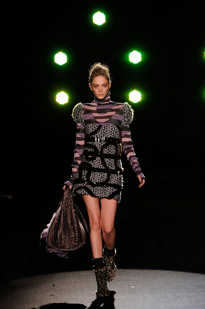 New York Fashion Week: Custo Barcelona Fall 2010
