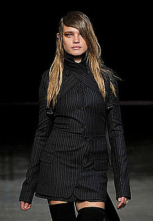 Alexander Wang Fall 2010 Runway