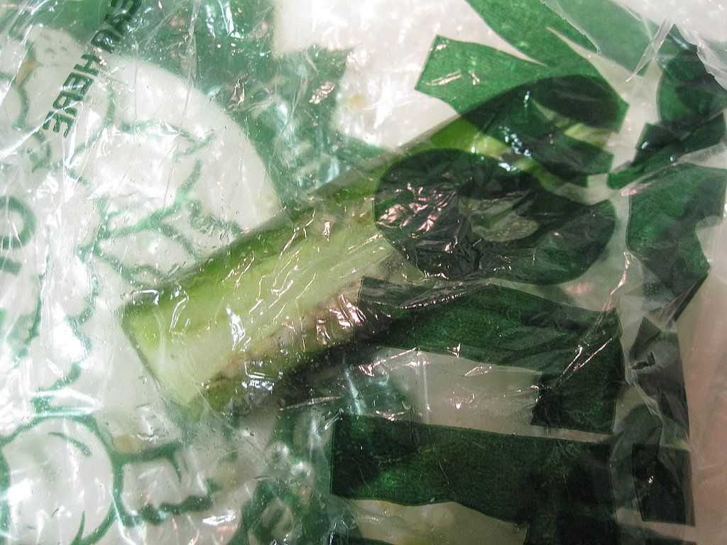 Seed Jalapeños in the Plastic Bag