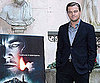 Slide Photo of Leonardo DiCaprio Promoting Shutter Island in Rome