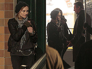 Photos of Diane Kruger And Liam Neeson Filming Unknown White Male in Berlin