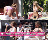 Slideshow of Photos of Jennifer Aniston in Bikini in Cabo