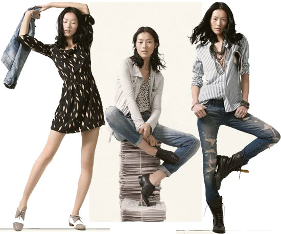 Look Book Love: Madewell, Spring '10