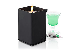 Absinthe Massage Oil Candle From Jimmyjane